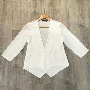 The Limited Cardigan Blouse